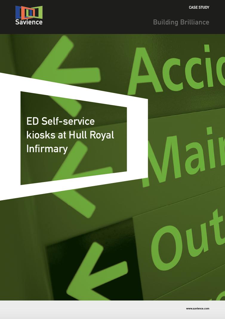Hull Royal Infirmary Case Study