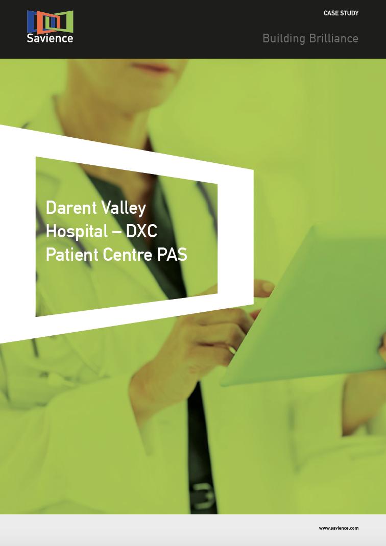Darent Valley Hospital Case Study